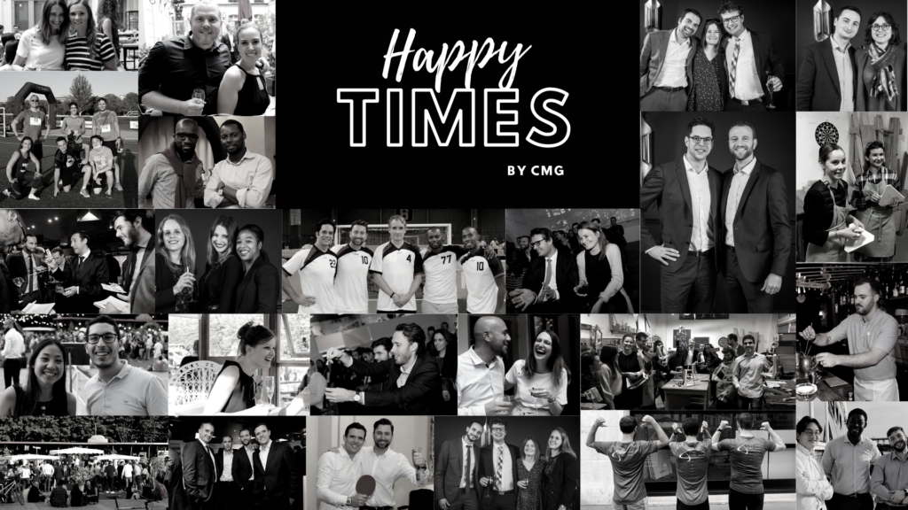 Happy Times by CMG